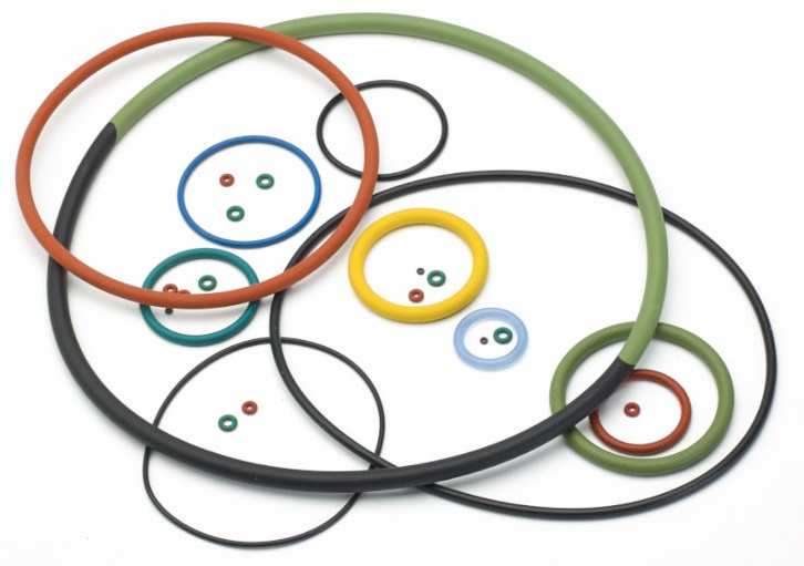 An assortment of O-Rings
