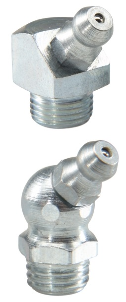 Straight 90 angled Top Quality M8 x 1mm 45 angled Details about  /Grease nipples